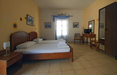 Aegean Star Hotel Folegandros | Standard double